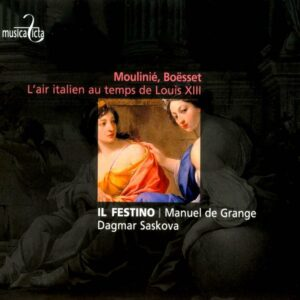 L'air italien au temps de Louis XIII - Dagmar Saskova, Il Festino