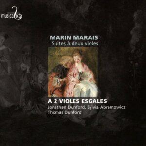 Marin Marais: Suites à deux violes - A 2 Violes Esgales, Thomas Dunford